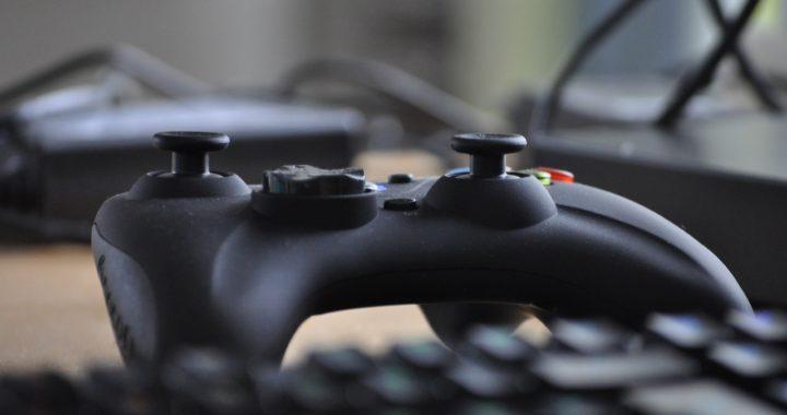 controlador de videojuegos