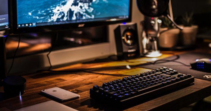 teclado para juegos